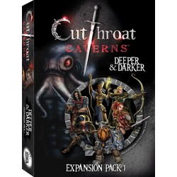 Cutthroat Caverns: Deeper and Darker (expansion ...
