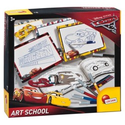 Cars 3 Art School