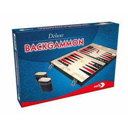 Backgammon - deluxe set