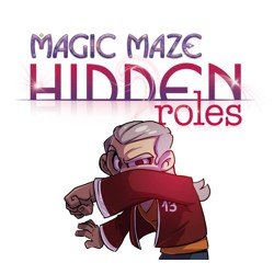 Magic Maze: Hidden Roles Expansion (beta version)
