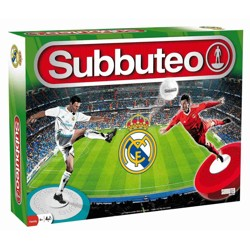 Subbuteo Playset: Real Madrid (2019)