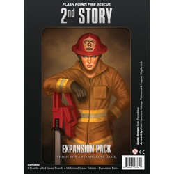 Flash point: Fire Rescue - 2nd Story Expansion (...