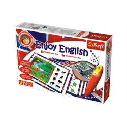 Malý objevitel - Enjoy English