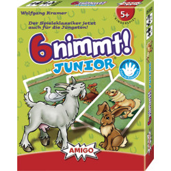 6 nimmt! Junior (6 bere! junior)