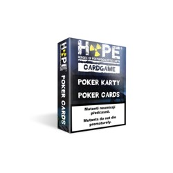 HOPE - Poker karty