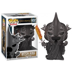 Funko POP: The Lord of the Rings/Hobbit - Witch ...