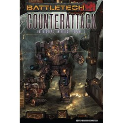 BattleTech: Counterattack - BattleCorps Antholog...
