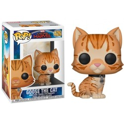 Funko POP: Marvel: Captain Marvel - Goose the Cat
