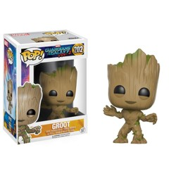 Funko POP: Guardians of the Galaxy 2 - Groot