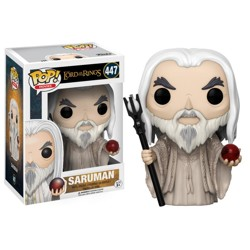 Funko POP: The Lord of the Rings/Hobbit - Saruman
