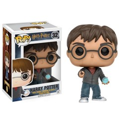 Funko POP: Harry Potter - Harry Potter with Prop...