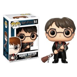 Funko POP: Harry Potter - Harry Potter with Fire...