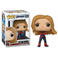 Funko POP: Marvel: Avengers Endgame - Captain Ma...