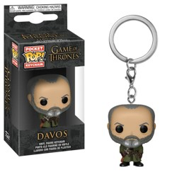 Funko POP: Keychain Game of Thrones - Davos