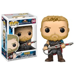 Funko POP Bobble: Marvel: Thor Ragnarok - Thor