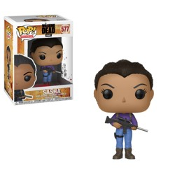 Funko POP: The Walking Dead - Sasha