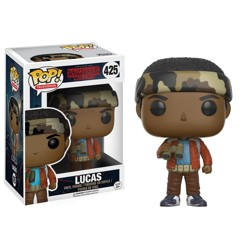 Funko POP: Stranger Things - Lucas with Binocula...