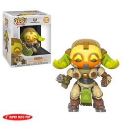 Funko POP: Overwatch - 6'' Orisa