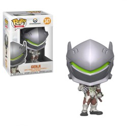 Funko POP: Overwatch - Genji