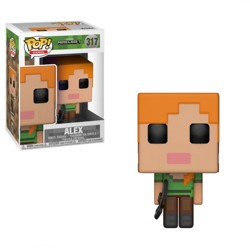 Funko POP: Minecraft - Alex