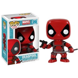 Funko POP Bobble: Marvel: Deadpool