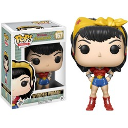 Funko POP: DC Bombshells - Wonder Woman