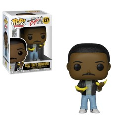 Funko POP: Beverly Hills Cop - Axel Foley (Mumfo...