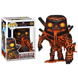 Funko POP: Spider-Man Far From Home - Molten-Man