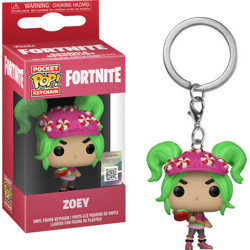 Funko POP: Keychain Fortnite - Zoey
