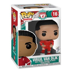 Funko POP: Virgil Van Dijk (Liverpool)