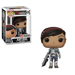 Funko POP: Gears of War - Kait Diaz