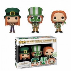 Funko POP: Harry Potter - Fred, George, Ginny 3-...