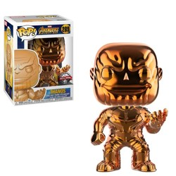Funko POP: Marvel: Infinity War - Thanos (Orange...