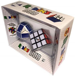 Rubik DUO - 3x3x3 + Twist