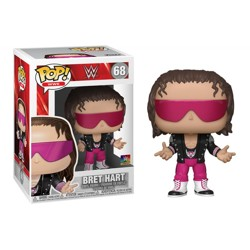 Funko POP: WWE - Bret Hart (with jacket)
