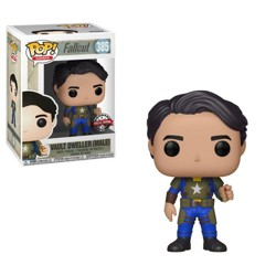 Funko POP: Fallout - Vault Dweller (with Mentats)