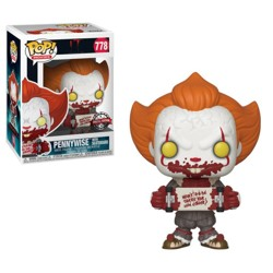 Funko POP: IT Chapter 2 - Pennywise with Skatebo...