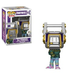 Funko POP: Fortnite - DJ Yonder