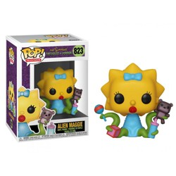 Funko POP: The Simpsons - Alien Maggie
