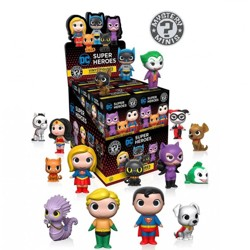 Funko POP: Mystery Minis - DC Super Heroes & Pets