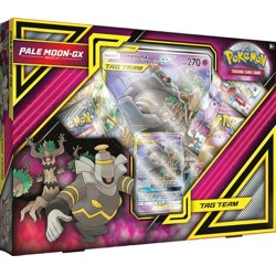Pokémon Sun and Moon - Pale Moon - GX Box (Treve...