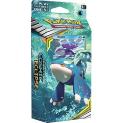 Pokémon Sun and Moon - Cosmic Eclipse PCD - Kyog...