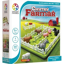Chytrý farmář - SMART games