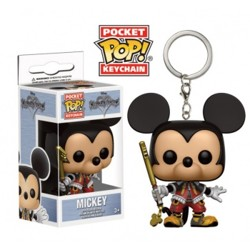 Funko POP: Keychain Kingdom Hearts - Mickey