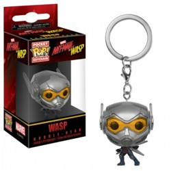 Funko POP: Keychain Ant-Man & The Wasp - Wasp