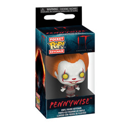 Funko POP: Keychain IT Chapter 2 - Pennywise wit...