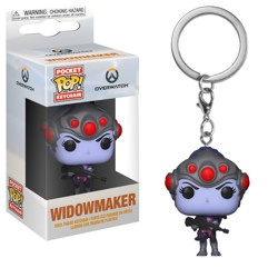Funko POP: Keychain Overwatch - Widowmaker