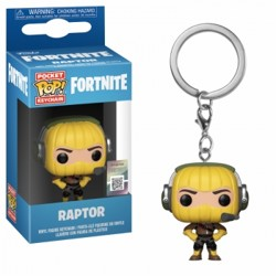 Funko POP: Keychain Fortnite - Raptor