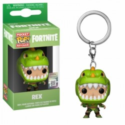 Funko POP: Keychain Fortnite - Rex