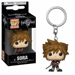Funko POP:  Keychain Kingdom Hearts 3 - Sora